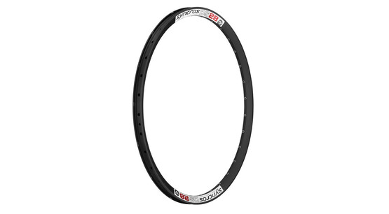 Syncros AM DS28 Rim 26 Inch zwart/grunge